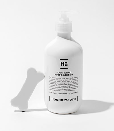 Houndztooth Hugo's Blend NO.1 shampoo
