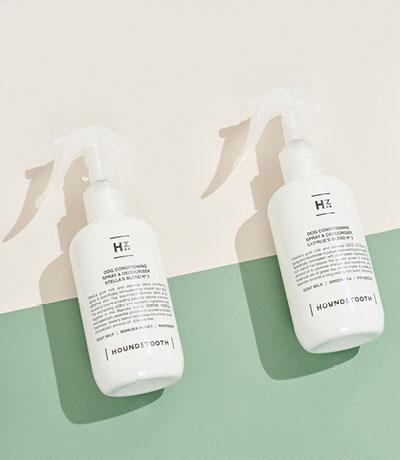 Natuurlijke conditioning spray van Houndztooth